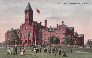 TORONTO, Ontario, Canada, PU-1913; Upper Canada College