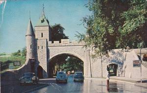 Canada Quebec La Cite Saint Louis Gate 1957
