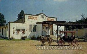 Arkla Village, Emmet, AR USA Amusement Park Parks, 1968