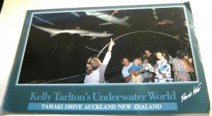 New Zealand Kelly Tarlton's Underwater World Tamaki Drive Auckland - unposted