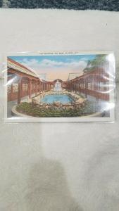 Antique Postcard, The Aquarium, Key West, Florida, - 37
