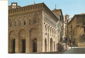 Postal 021087 : Mezquita del Cristo de la Luz - Toledo