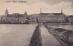 Schiffbrucke, Coblenz a. Rhein, Germany, 1900-1910s
