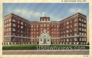 St. John's Hospital Tulsa OK 1959