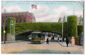 Railroad Arch, Main St, Springfield Mass