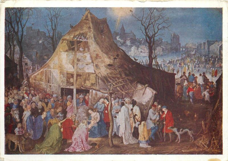 Brueghel the Elder - The Adoration of the Kings