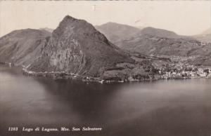 Switzerland Lago di Lugano Monte San Salvatore  Photo