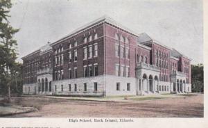 Illinois Rock Island High School