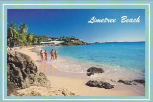 Limetree Beach St Thomas