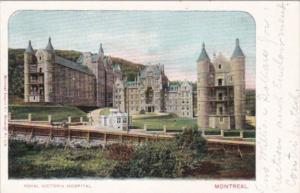 Canada Montreal Royal Victoria Hospital