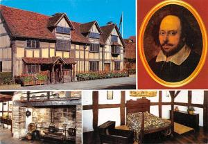 Stratford Upon Avon Shakespeare's Birthplace National Portrait Gallery