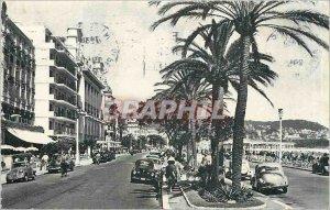 Postcard Modern Nice Promenade des Anglais