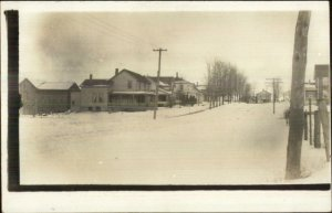 Chase MD (Written on Back) Baltimore County c1910 Real Photo Postcard #1