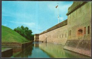 Fort Pulaski,Cockspur Island Near Savannah,GA