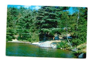 Val Viger, Camping 50's Station Wagon, Cte Labelle, Quebec, Thatcher Studio