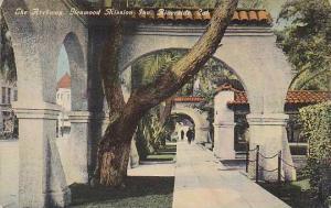The Archway, Glenwood Mission Inn, Riverside, California,  00-10s