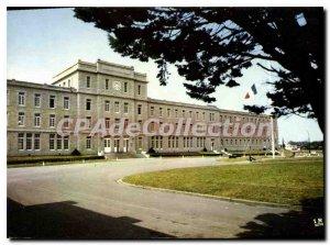 Modern Postcard Brest Ecole des Mosses The Armorique Building naval instructi...