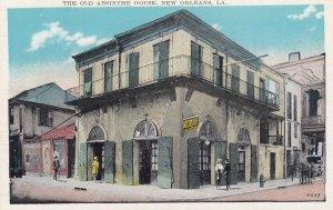 New Orleans , Louisiana , 00-10s ; Absinthe House