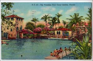 Venetian Pool, Coral Gables Fl