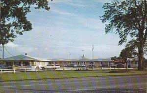 Twin Oaks Motel and Restaurant Lockport New York