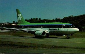 AER Lingus Boeing B-737-548
