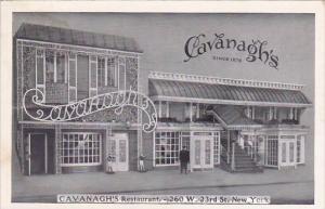 New York City Cavanagh's Restaurant