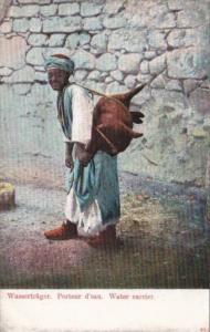 Typical Water Carrier