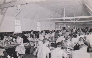 Pennsylvania PLeasantville Dining Hall Forest County Camp Dexter Press