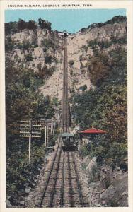 Tennessee Chattanooga Incline Railway Lookout Mountain