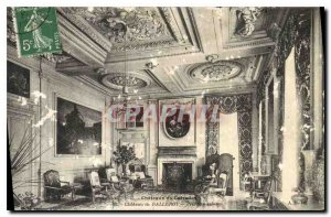 Postcard Old Castles Calvados Chateau de Balleroy