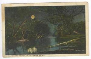 Night View, The Poetic Swannanoa,  North Carolina,00-10s