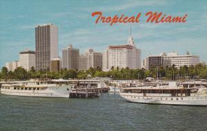 Yachts , MAMI, Florida , 50-60s