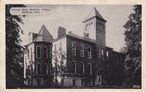 College Hall, Bluffton College, Bluffton, Colorado, PU-1950