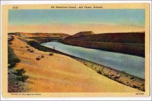 American Canal, Yuma AZ