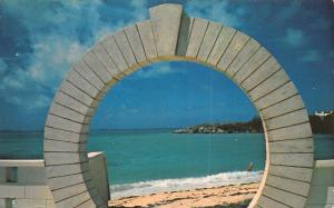 Bermuda A typical Moongate Postcard