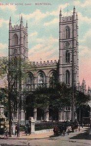 MONTREAL, Quebec, Canada, PU-1911; Eglise De Notre Dame