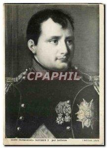 Postcard Modern Musee Carnavalet Napoleon By Lefevre