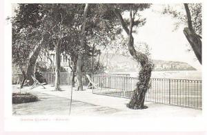 Giardino Cocumelia - Sorento 1910