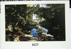 France Biot Le Pont sur la Brague - posted 1992