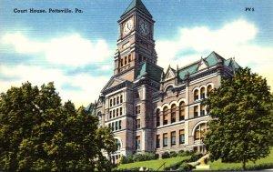 Pennsylvania Pottsvile Court House