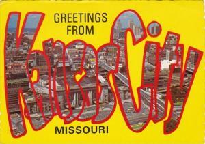 Missouri Greetings From Kansas City