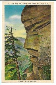 Chimney Rock Mountain, NC - Old King Tut