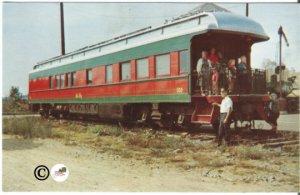 Carrol Park & Western Steam Railroad Museum U.S. Route II, Bloomsburg PA Vintage