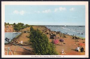 The Beach,Port Stanley,Ontario,Canada