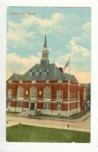 City Hall, Concord, New Hampshire, 1900-1910s