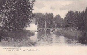 The Old Channel Charlevoix Michigan