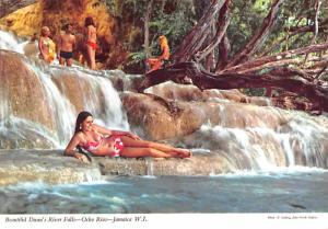 Ocho Rios, Jamaica - Dunn's River Falls