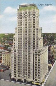Exterior, Sterick Building, Memphis, Tennessee, 30-40s