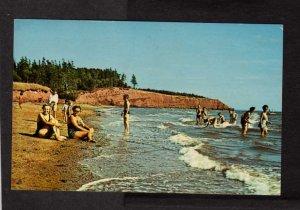 PEI Keppoch Beach near Charlottetown Prince Edward Island Canada Carte Postale