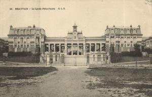 CPA Beauvais - Le Lycée Félix Faure (131039)